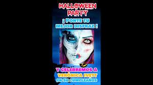 Invitacion Para Fiesta De Disfraces Youtube