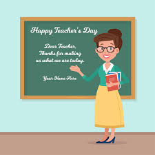 teachers day wishes image card quotes message first wishes