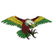 2d Flying Eagle Design Car Window Decal Stick On Sticker Adorn 44cm X 21 5cm Walmart Com Walmart Com