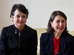 Gladys Berejiklian - PREMIER THANKS PRU GOWARD FOR OUTSTANDING SERVICE TO  NSW