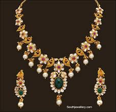 south indian bridal jewellery sets the