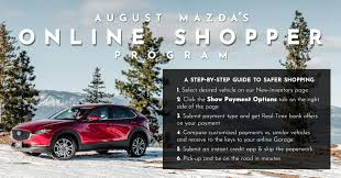 mazda offers and incentives august
