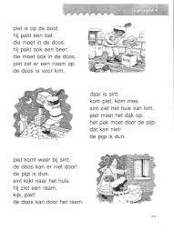 Vll Sinterklaas Kopieerblad 4 Sinterklaas Schrijflessen