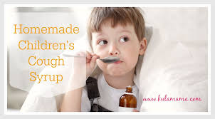 homemade children s cough syrup