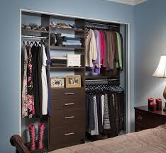 awesome small closet organizer do it