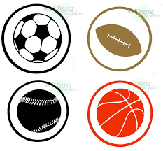 Decorating With Wall Vinyl Boy S Room Wall Decor Sports Ball Decals