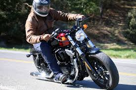 2017 harley sportster forty eight first