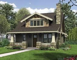 bungalow style house plans craftsman