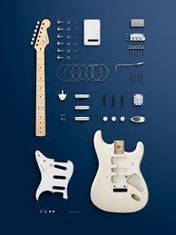 diy fender stratocaster kit