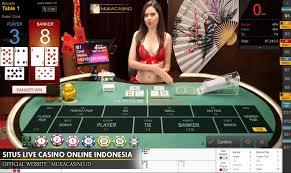 Live Casino Indonesia | Judi Casino | Situs Live Casino