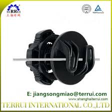 China Rod Post Insulator Component High Voltage Electric Fence Tape Insulator For Electric Fence China Electric Fence Insulator Ako Electric Fencing Dare Electric Fencing