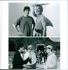 Amazon.com: Vintage photo of Adam Resnick, Russ Tamblyn, and Chris ...