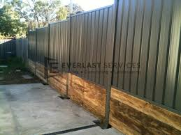 Colorbond Fencing Gallery Everlast Services