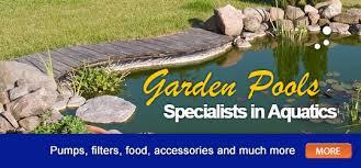 quality garden koi pond supplies