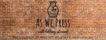 podcast introduction — as we press