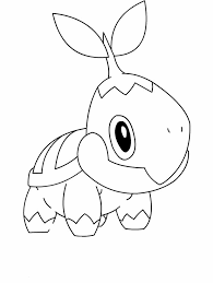 Yespress Hd Ultra Turtwig Clipart Pack 6445