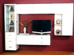 flat screen on wall design ideas