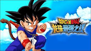Phiên bản game mobile 7 viên ngọc rồng - Dragon Ball: Strongest ...
