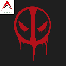 Aliauto Fashion Car Sticker Deadpool Van Trailer 130mmh Ps4 Console Automobiles Accessories Pvc Decal For Volvo Toyota 13cm 9cm Car Stickers Aliexpress