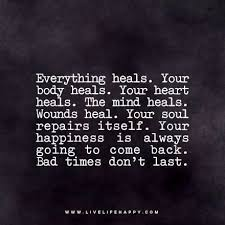 time healing quotes inspirational and healing quotes for a