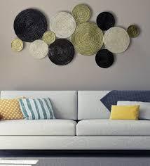 multicolour wrought iron decorative