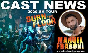 kevin clifton and sister joanne to burn
