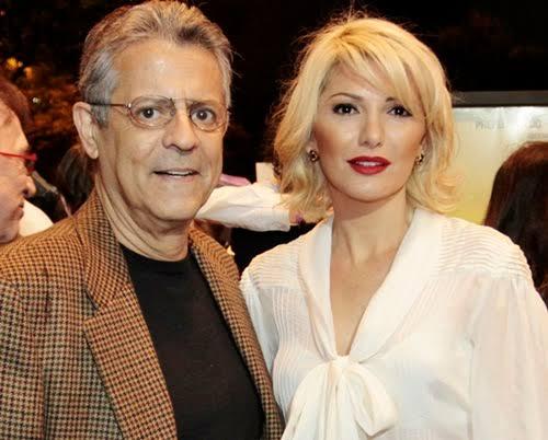 Marcos Paulo e Antônia Fontenelle (Foto: reprodução)