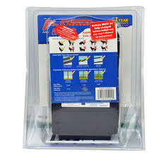 New Fi Shock Esp2m Fs 4 Volt 2 Mile Electric Fence Energizer Solar Power 6865745 Isp Paris