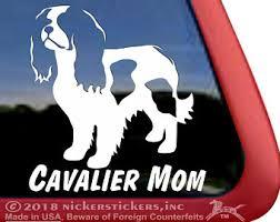 Cavalier Decal Etsy