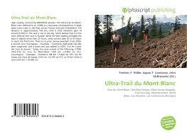 ultra trail du mont blanc 978 613 3