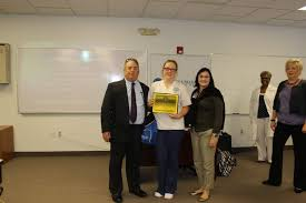 West Palm Beach Bestows the Student of the Month Award for July - Keiser  University