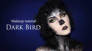 makeup tutorial dark bird you