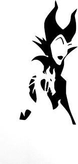 Amazon Com Cliffbennett Maleficent Dragon Vinyl Decal Maleficent Decor Dragon Sticker Villian Mistress Of Evil Car Decal Home Kitchen