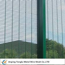 Anti Climb Weld Mesh Prison Wire Mesh Fencing With 3 X0 5 X8 Gauge For Protection For Sale Wire Fencing Manufacturer From China 107284977