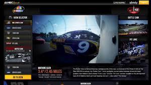 Stream NASCAR with NBC Sports LiveExtra ...