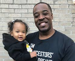 Lawrence Smith discusses fatherhood and valuing education over material  things - Rolling Out