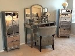 hayworth vanity and makeup storage