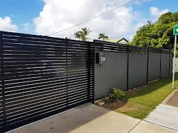 Timber Slat Timber Screen Fencing Amazing Fencing