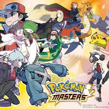 Pokémon Masters on mobile turns collecting pokémon into a ...