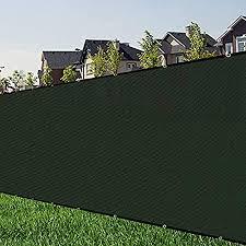 Amazon Com Zimo Balcony Privacy Screen Wind Screens Fence Cover Shade Mesh Fence For Wall Garden Yard Backyard Screen 6 X50 Green Garden Outdoor