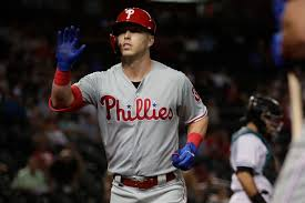 Phillies giving newcomer Corey Dickerson a look in the leadoff ...