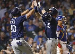 Hedges, Erlin lead Padres past Cubs 6-1 to stop 7-game slide