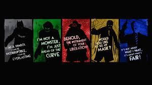 illustration quote collage artwork the dark knight
