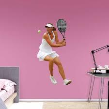Fathead Maria Sharapova Swing Wall Decal Walmart Com Walmart Com