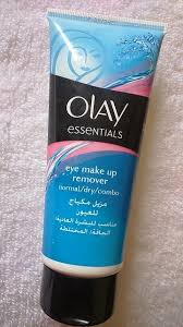 olay essentials eye makeup remover review