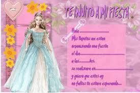Invitaciones De Cumpleanos De Barbie Para Descargar Gratis 18 En