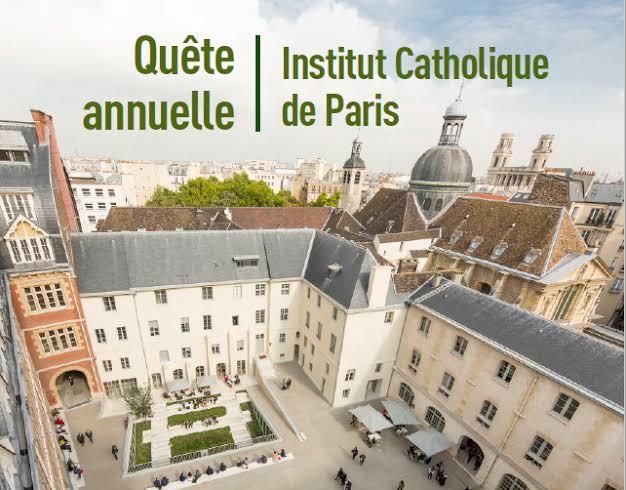 """Image result for l'Institut catholique de Paris bourse"""""""