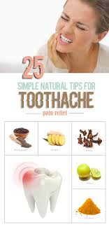 fast acting home remes for toothache