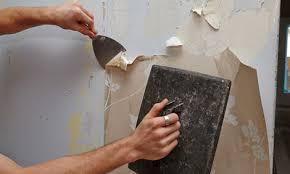 walls after removing wallpaper