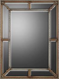 wall mirror john richard transitional